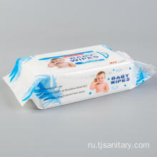 OEM+Biodegradable+Bamboo+Baby+Cleansing+Wipes